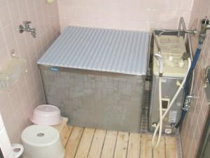 浴室リフォーム Before