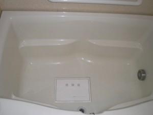 浴室清掃後