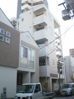 亀有5丁目 5階建ビル 外観
